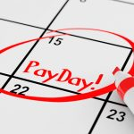 A Quarter of Britons Fall into their Overdraft a Few Weeks After Pay Day
